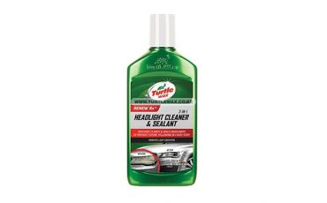2-IN-1 HEADLIGHT CLEANER & SEALANT