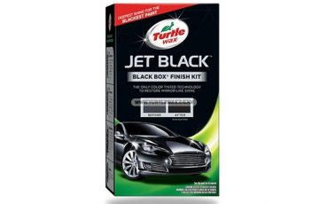 JET BLACK BLACK BOX KIT